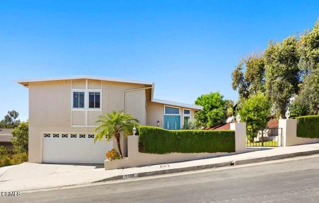 1025 Adelante Avenue, Highland Park, CA 90042 (#P1-7170) :: Mark Nazzal Real Estate Group