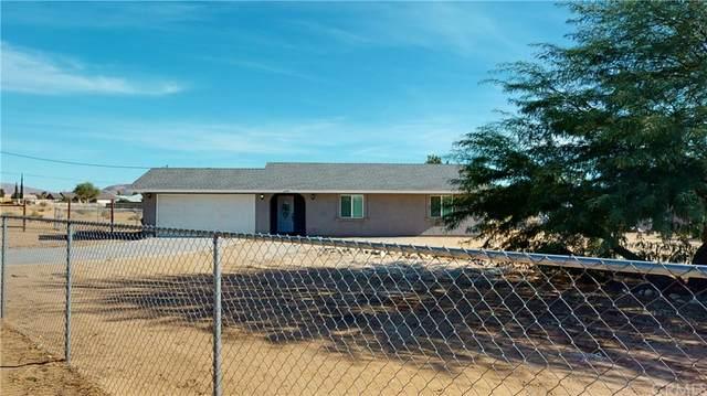 22837 El Centro Road, Apple Valley, CA 92307 (MLS #CV21232885) :: ERA CARLILE Realty Group