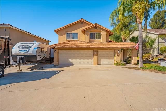 30749 Burning Tree Drive, Canyon Lake, CA 92587 (#SW21232296) :: Powerhouse Real Estate