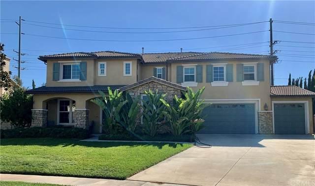 1222 Lavendar Way, Corona, CA 92882 (#OC21232192) :: RE/MAX Empire Properties