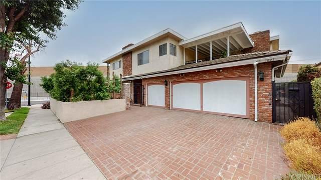 1619 Keeler Street, Burbank, CA 91504 (#SR21233036) :: The M&M Team Realty