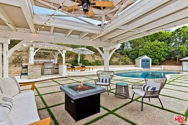 144 Ventana Court, Thousand Oaks, CA 91360 (#21793902) :: RE/MAX Empire Properties