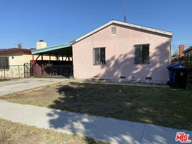 4161 W 162Nd Street, Lawndale, CA 90260 (#21796840) :: RE/MAX Empire Properties