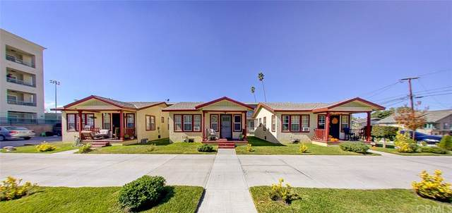 826 W 69th Street, Los Angeles (City), CA 90044 (#PW21230152) :: Latrice Deluna Homes