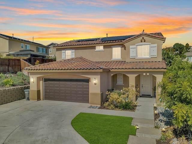 6900 Valencia Court, Lemon Grove, CA 91945 (#PTP2107368) :: Steele Canyon Realty