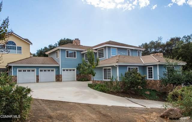2514 Sierra Creek Road, Agoura Hills, CA 91301 (#221005670) :: The Kohler Group