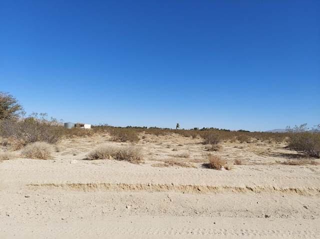 0 Midway Ave, Lucerne Valley, CA 92356 (#540295) :: RE/MAX Freedom