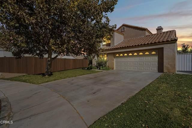 4311 Petite Court, Palmdale, CA 93552 (#V1-9048) :: RE/MAX Empire Properties