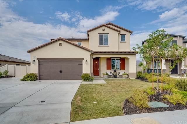 1068 Poinsettia Circle, Calimesa, CA 92320 (MLS #CV21233041) :: ERA CARLILE Realty Group