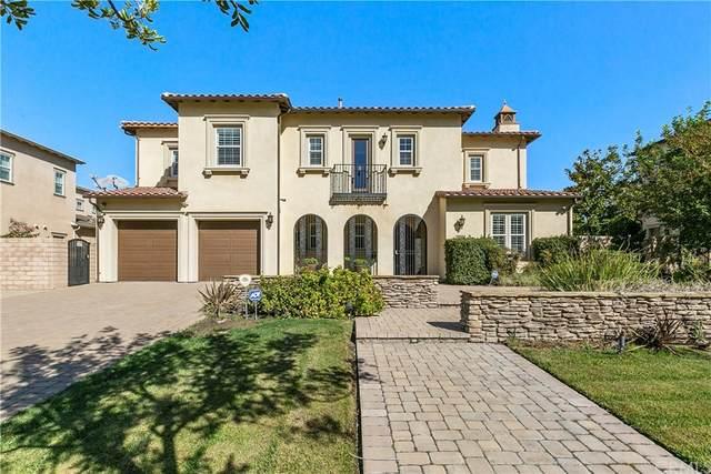 19589 Highland Terrace Drive, Walnut, CA 91789 (#AR21233091) :: Mainstreet Realtors®