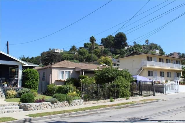 2343 Moss Avenue, Glassell Park, CA 90065 (MLS #SR21232732) :: ERA CARLILE Realty Group