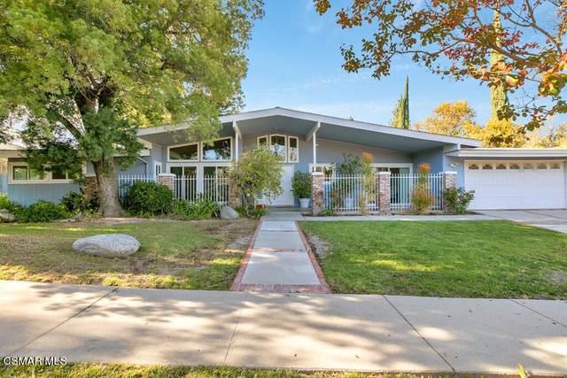 5323 Manton Avenue, Woodland Hills, CA 91367 (#221005673) :: The Kohler Group