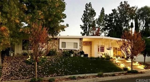 18848 La Amistad Place, Tarzana, CA 91356 (#SR21187127) :: Elevate Palm Springs