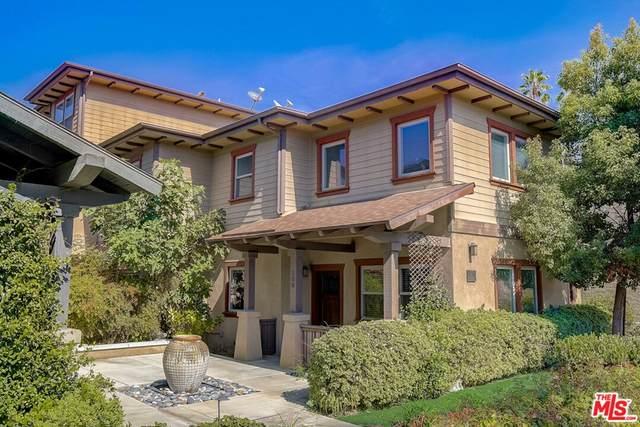 671 Washington Boulevard, Marina Del Rey, CA 90292 (#21797706) :: Powerhouse Real Estate