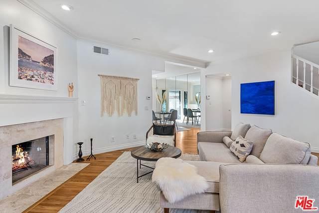 126 Montana Avenue, Santa Monica, CA 90403 (#21797718) :: Powerhouse Real Estate