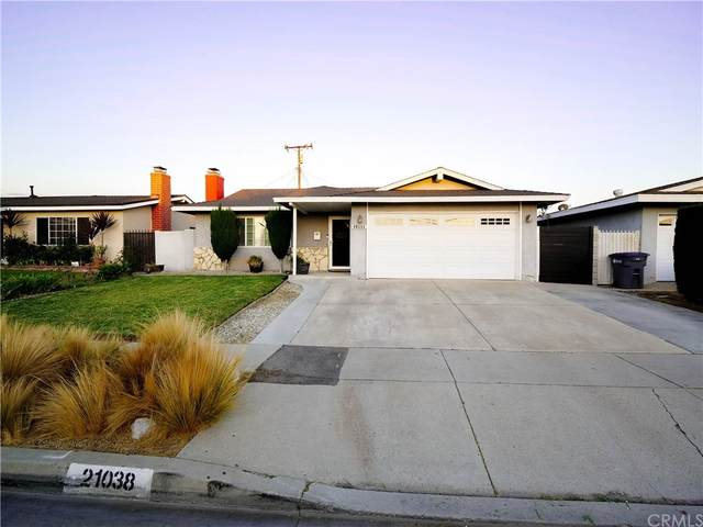 21038 Bolsa Street, Carson, CA 90745 (#SB21233017) :: Latrice Deluna Homes