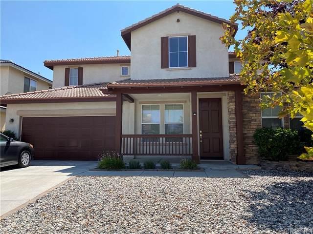 3034 Club Rancho Drive, Palmdale, CA 93551 (#SR21233131) :: A G Amaya Group Real Estate