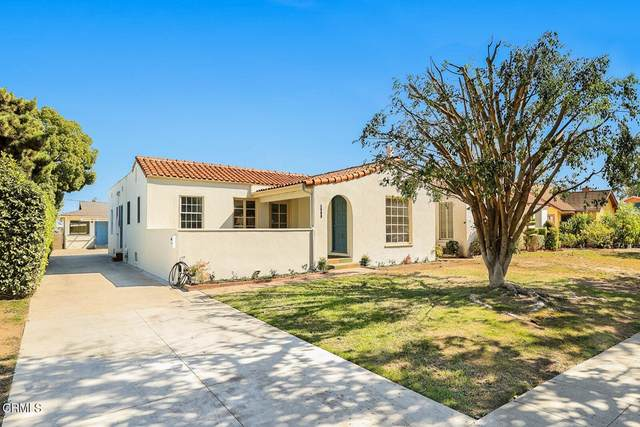 1508 S Sierra Vista Avenue, Alhambra, CA 91801 (#P1-7173) :: Team Forss Realty Group