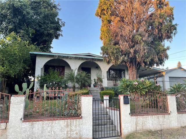 10233 Olney Street, El Monte, CA 91731 (#PW21228546) :: Elevate Palm Springs