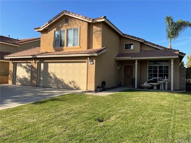 992 Kilmarnock Way, Riverside, CA 92508 (#SW21232712) :: American Real Estate List & Sell