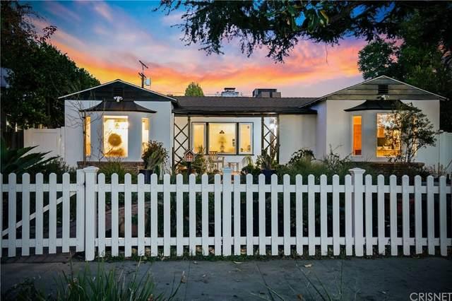 5012 Nagle Avenue, Sherman Oaks, CA 91423 (#SR21227223) :: Zen Ziejewski and Team