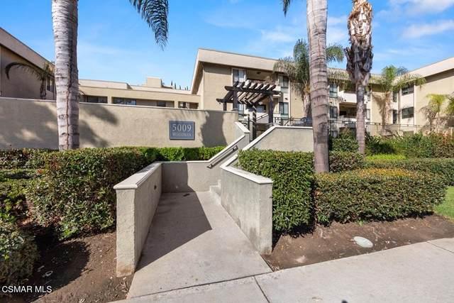 5009 Woodman Avenue #205, Sherman Oaks, CA 91423 (#221005674) :: Zen Ziejewski and Team