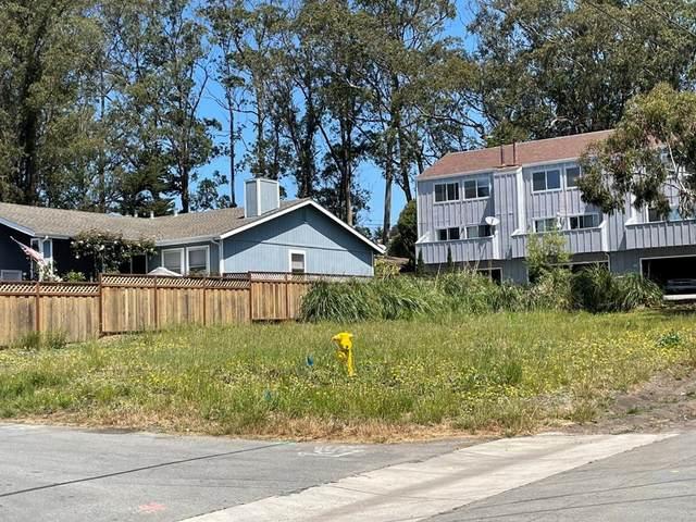 0 Coronado Street, Outside Area (Inside Ca), CA 94018 (#ML81859750) :: The Kohler Group