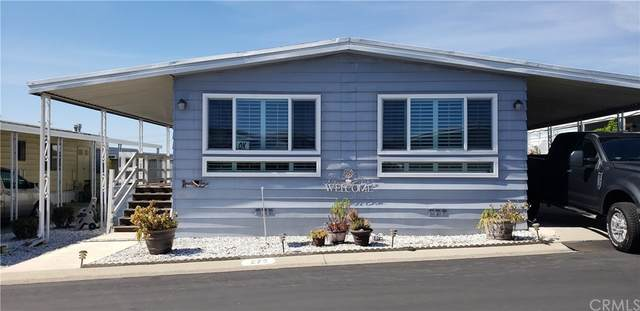 10210 Baseline Road #273, Alta Loma, CA 91701 (#EV21233150) :: Blake Cory Home Selling Team