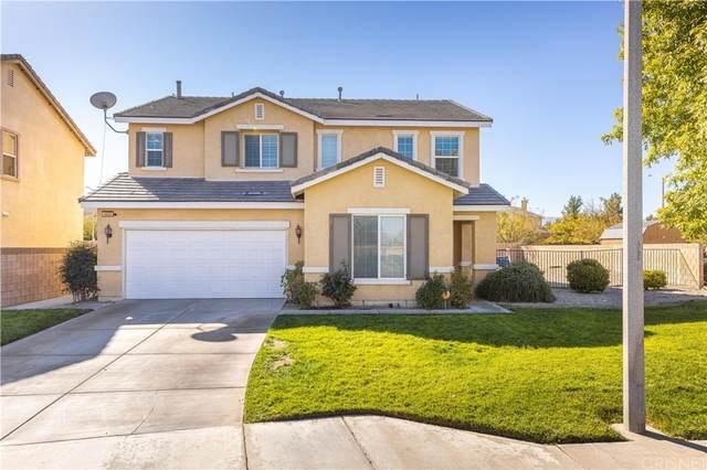 4424 Jonathon Street, Lancaster, CA 93536 (#SR21233082) :: A|G Amaya Group Real Estate