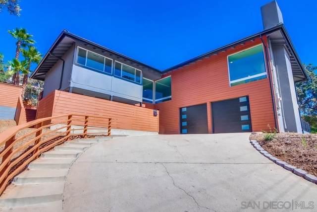 6602 Dwane Ave, Del Cerro, CA 92120 (#210029430) :: Robyn Icenhower & Associates