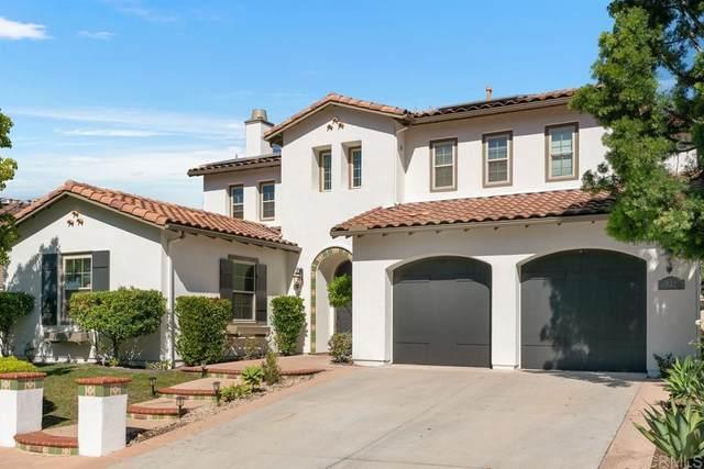 832 Genoa Way, San Marcos, CA 92078 (#NDP2111975) :: Fox Real Estate Team
