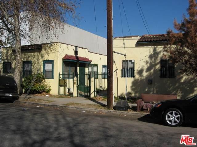311 W 33Rd Street, Los Angeles (City), CA 90007 (MLS #21797632) :: ERA CARLILE Realty Group