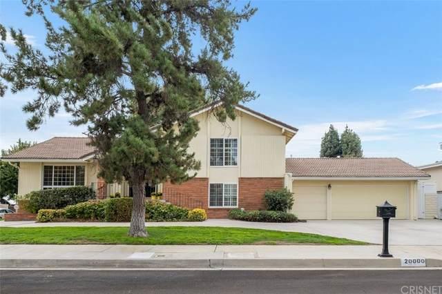 20000 Vintage Street, Chatsworth, CA 91311 (#SR21232024) :: A|G Amaya Group Real Estate