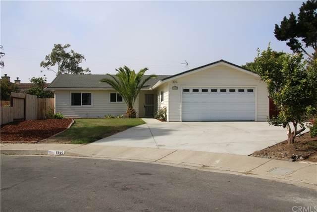 1335 Cove Court, Oceano, CA 93445 (#PI21231162) :: A|G Amaya Group Real Estate