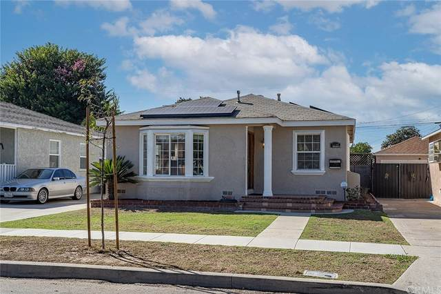 3135 Oregon Avenue, Long Beach, CA 90806 (#PW21220957) :: Realty ONE Group Empire