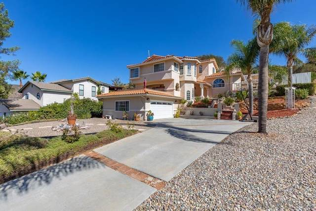16509 Wikiup Rd, Ramona, CA 92065 (#210029434) :: Swack Real Estate Group | Keller Williams Realty Central Coast