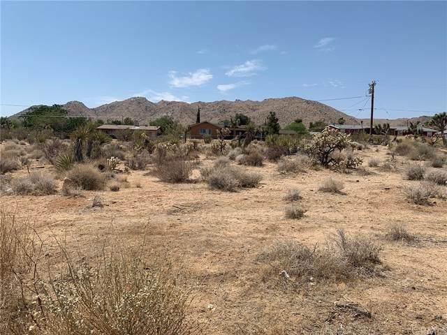 0 Alta Loma, Joshua Tree, CA 92252 (MLS #JT21232780) :: ERA CARLILE Realty Group
