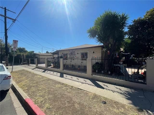 3124 Estara Avenue, Los Angeles (City), CA 90065 (MLS #SR21233206) :: ERA CARLILE Realty Group