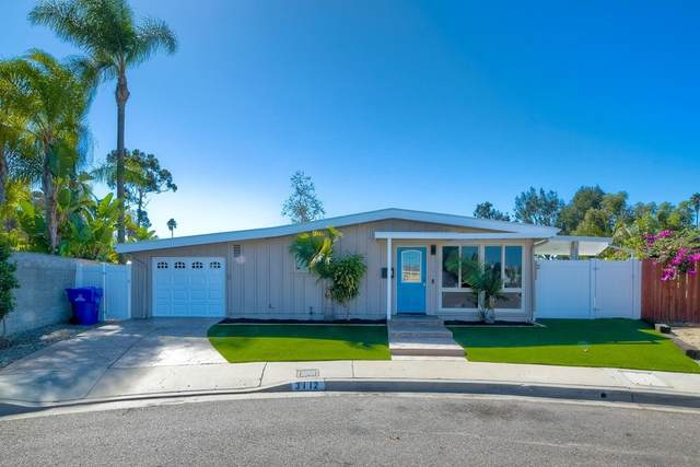 3112 Pasternack Pl, San Diego, CA 92123 (#210029440) :: Latrice Deluna Homes
