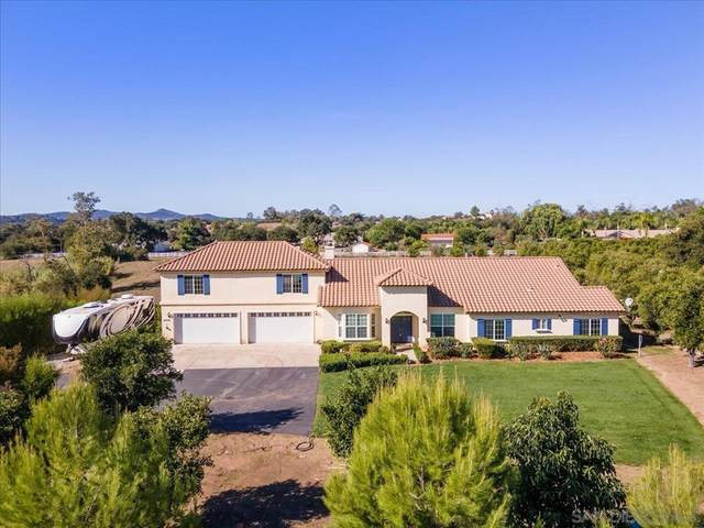 29020 Husted Pl, Valley Center, CA 92082 (#210029444) :: Swack Real Estate Group | Keller Williams Realty Central Coast