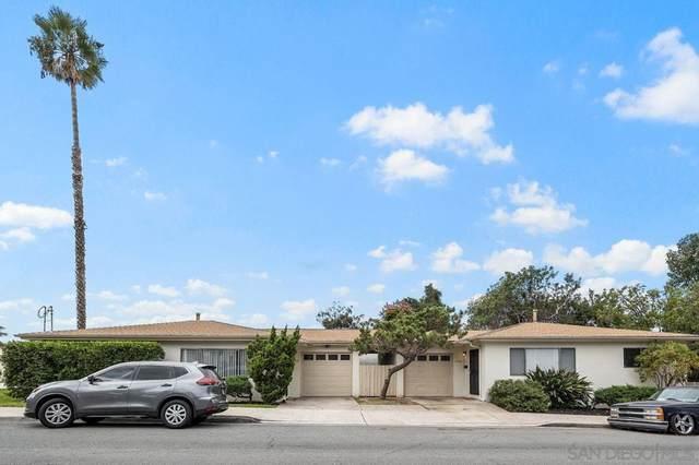 5302 5304 E Monroe Ave., San Diego, CA 92115 (#210029448) :: Zutila, Inc.