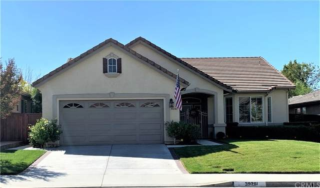 39281 Beringer Drive, Murrieta, CA 92563 (#SW21233196) :: Team Forss Realty Group