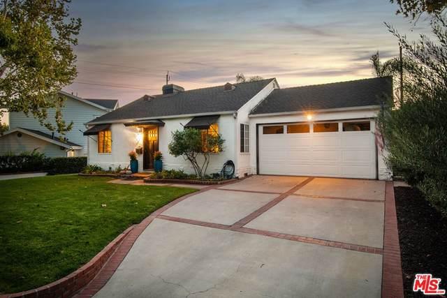 607 N Priscilla Lane, Burbank, CA 91505 (#21797810) :: Compass