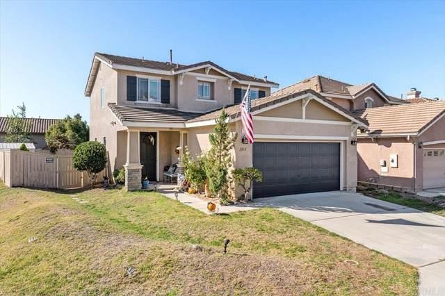 1315 Avenida Pantera, San Marcos, CA 92069 (#NDP2111982) :: Mainstreet Realtors®