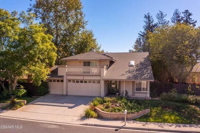 624 Azalea Street, Thousand Oaks, CA 91360 (#221005678) :: Robyn Icenhower & Associates
