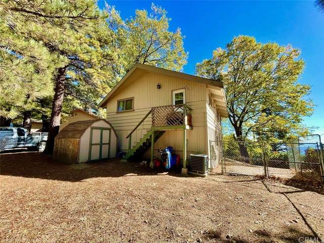 30716 Knoll View Drive, Running Springs, CA 92382 (#FR21233185) :: Compass