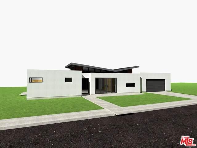 527 N Santa Catalina, Palm Springs, CA 92262 (MLS #21797586) :: Desert Area Homes For Sale
