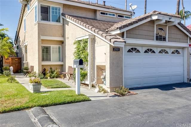 3593 Windsong Street, El Monte, CA 91732 (#OC21228110) :: Elevate Palm Springs