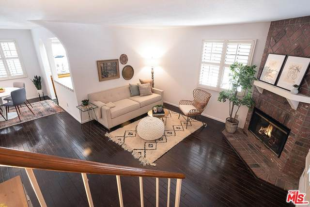 1221 N Sycamore Avenue #1, Los Angeles (City), CA 90038 (#21797788) :: Wendy Rich-Soto and Associates