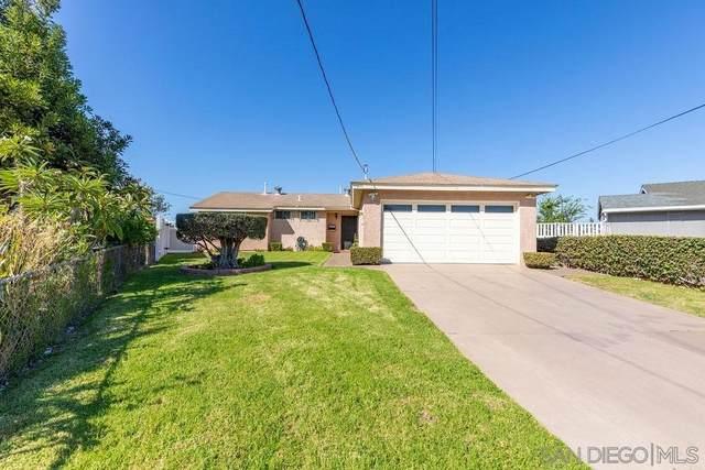 277 Deerock Pl, San Diego, CA 92114 (#210029451) :: eXp Realty of California Inc.